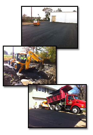 Images of Paving and Construction - RICON Construction Company Rhode Island